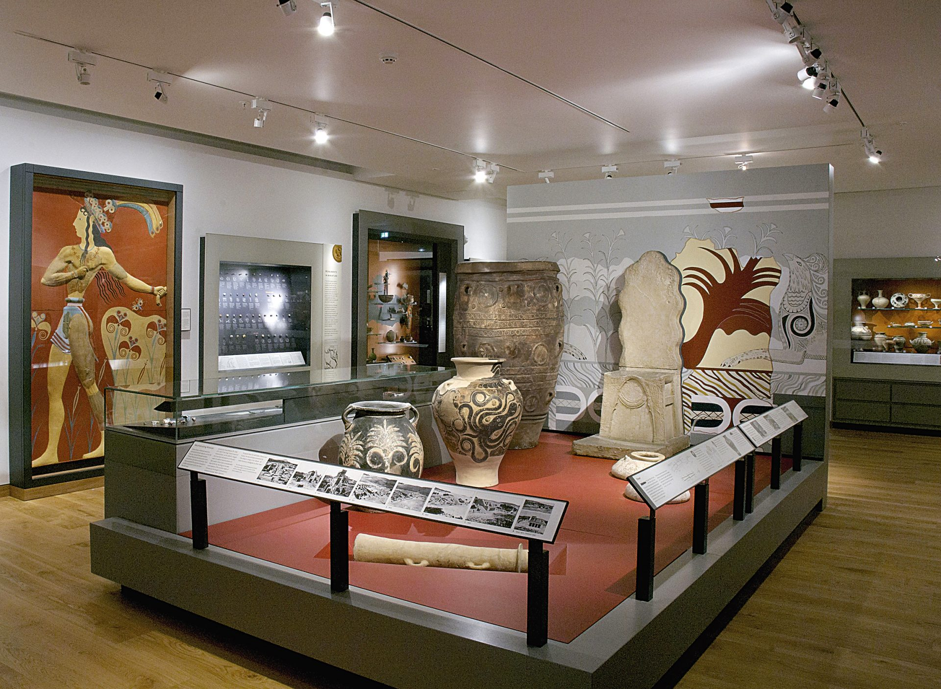 The Aegean World | A Guide to the Cycladic, Minoan and Mycenaean Antiquities in the  Ashmolean Museum
